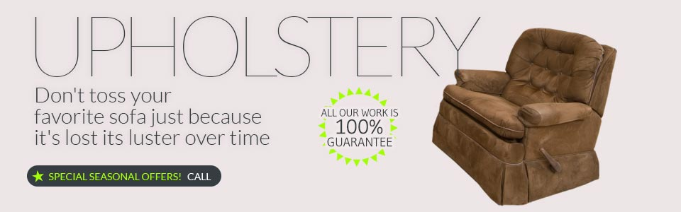 Upholstery Cleaning in Singac, New Jersey
