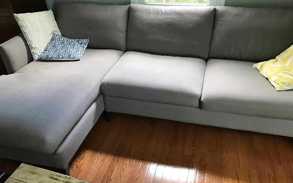 Upholstery Cleaning Service New Jersey