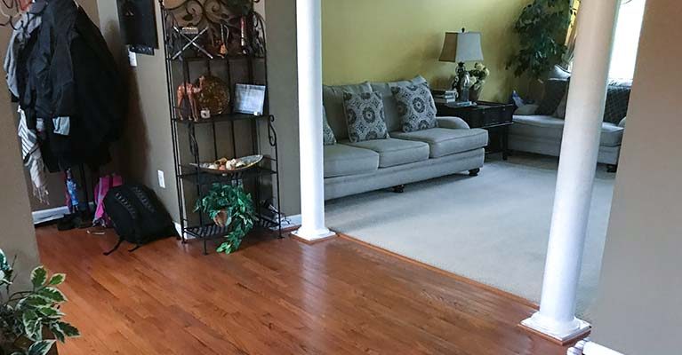 Refinishing Hardwood Floor Morris-County